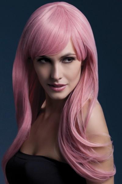 Sienna Perücke pastel-pink Premium Qualität