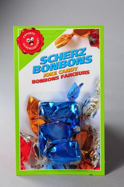 Scherzbonbon blaufärbend 3 Stück