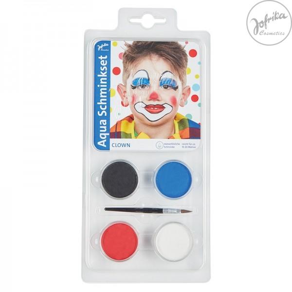 Aqua Schminkset Clown