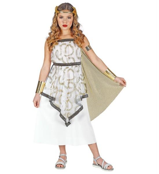 Griechische Göttin Kleid Größe 140