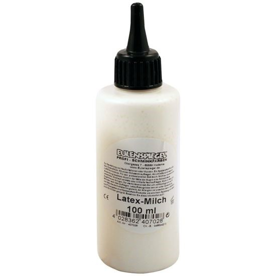 Latex-Milch 100ml Flasche