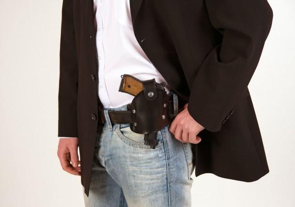 Pistolen Tasche