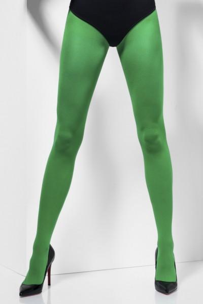 Strumpfhose Opaque grün