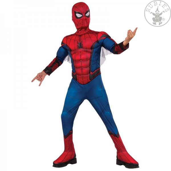 Spider-Man Overall rot/blau deluxe 116