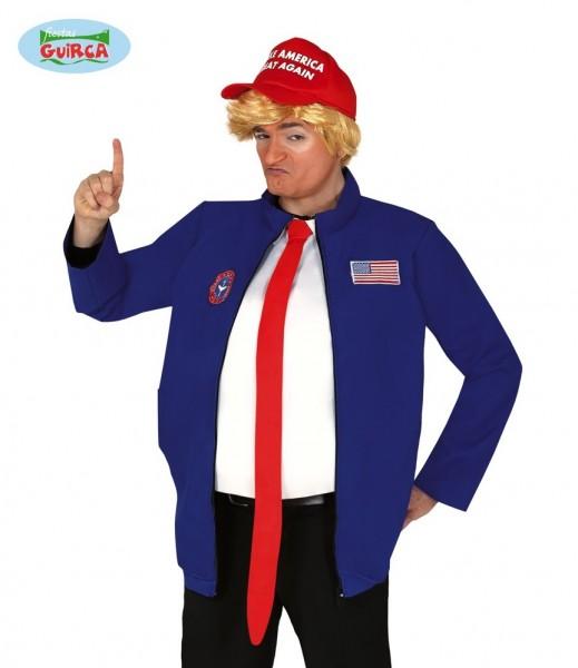 Mr.President Kostüm Größe 52-54 5teilig