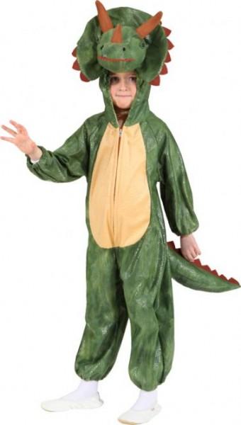 Dinosaurier Overall Größe 104