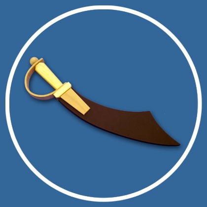 Piraten Schwert Soft