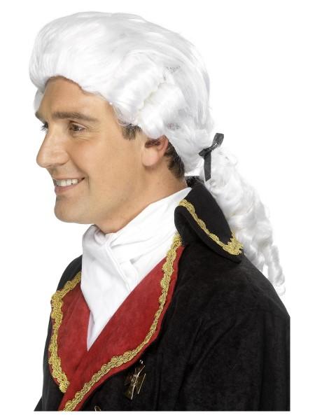 Amadeus Perücke weiß