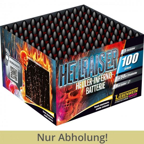 Hellraiser 100Schuß Heuler-Batterie