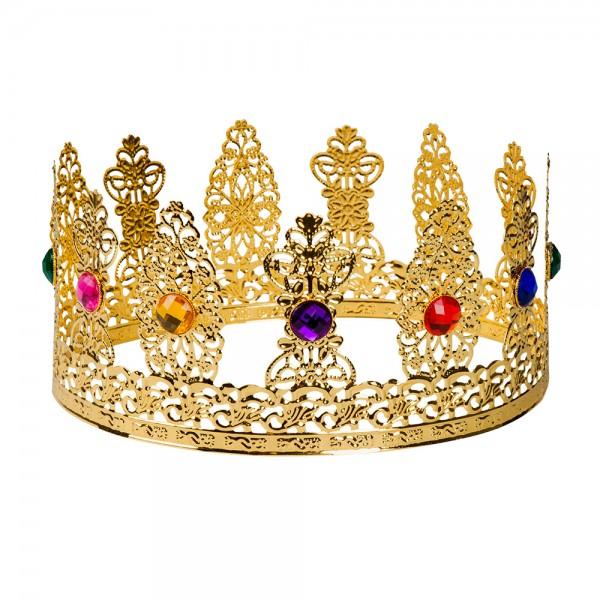 Königin Krone aus Metall