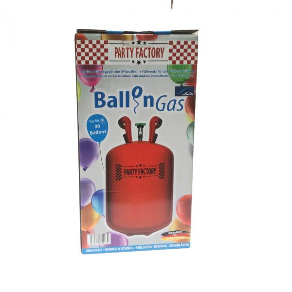 HeliumTank für 30 Ballons