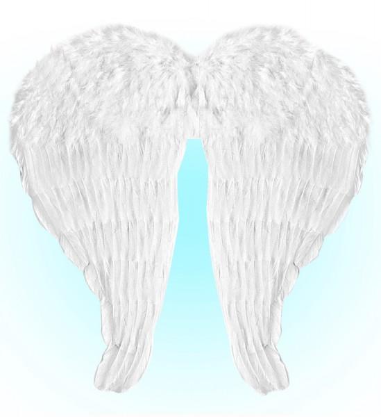 Engelsflügel weiß ca. 50x45cm