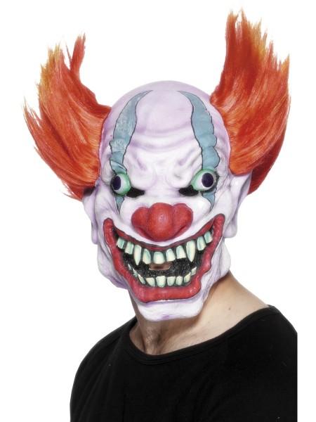 """Horror Clown Maske """"Evil looking Style"""""""