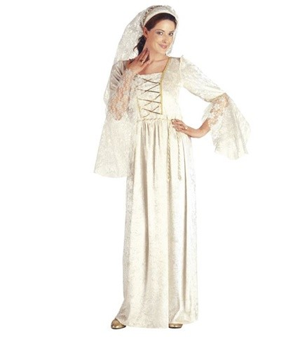 Mittelalter Braut Kleid MEDIUM
