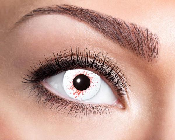 Kontaktlinsen bloodshoot 3 Monate