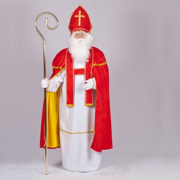 Nikolaus Kostüm delux 4teilig