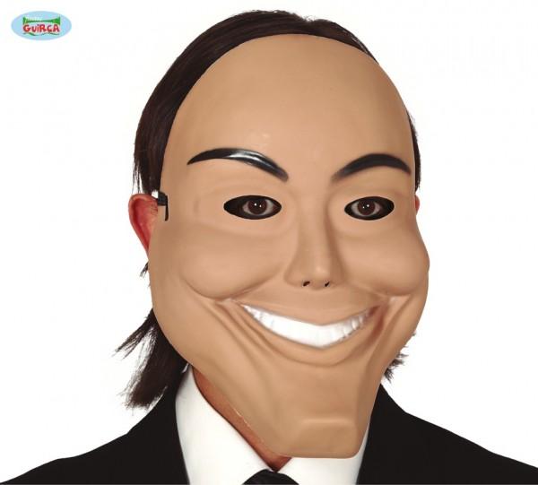 """Maske """"lachender Dieb"""""""
