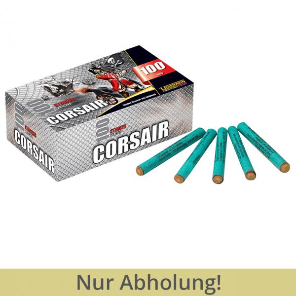 """Reibkopf Corsair 100er Packung """"Schweizer Kracher"""""""