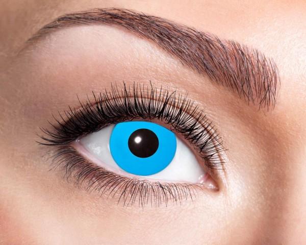 Kontaktlinsen blue elfe 3 Monate