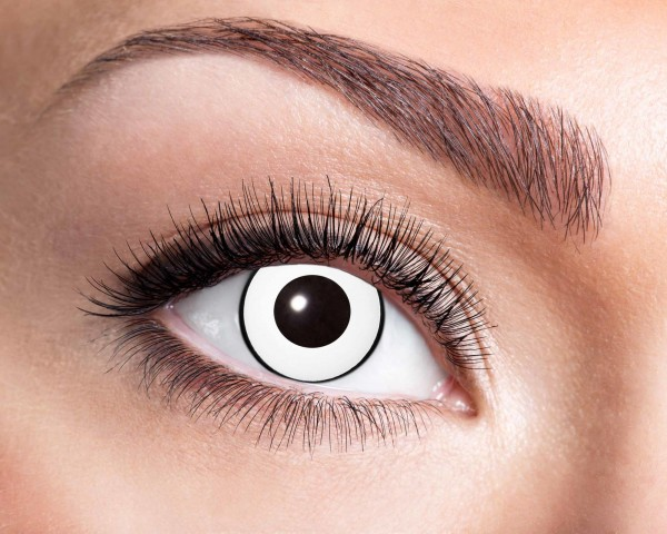 Kontaktlinsen White Manson 3 Monate