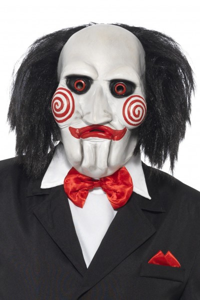 Saw Jigsaw Original Maske aus Latex