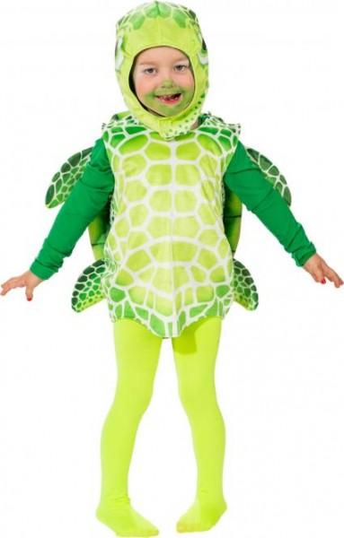 Schildkröte Kostüm Größe 104