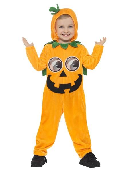 Halloween Kürbis Overall Kostüm 1-2 Jahre