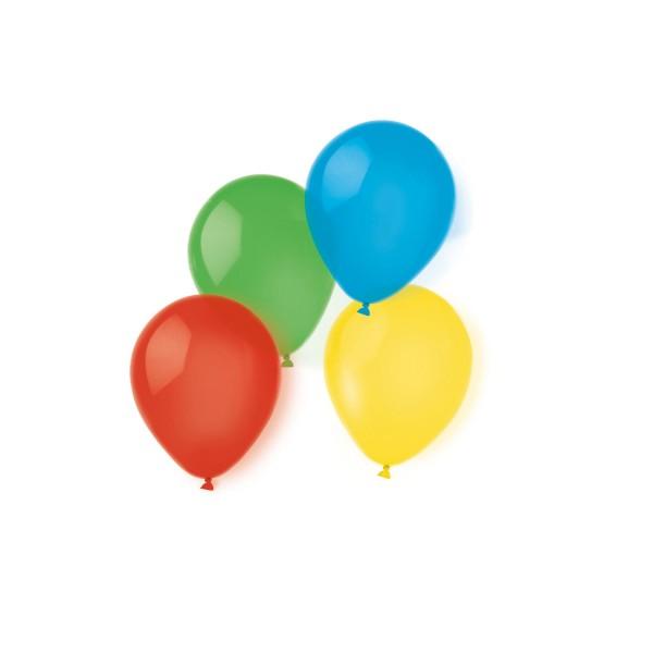 20 bunte Luftballons ca.20cm