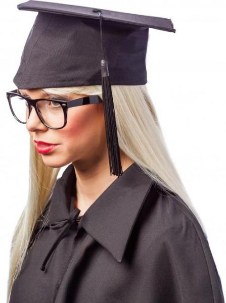 Studenten Doktor Absolventen Kappe deluxe