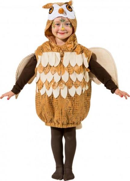 Kostüm EULE Größe 104