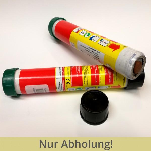 Handrauchfackel schwarz Brenndauer ca. 50sec