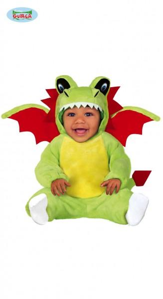 Baby Kostüm Drachen für 6-12 Monate
