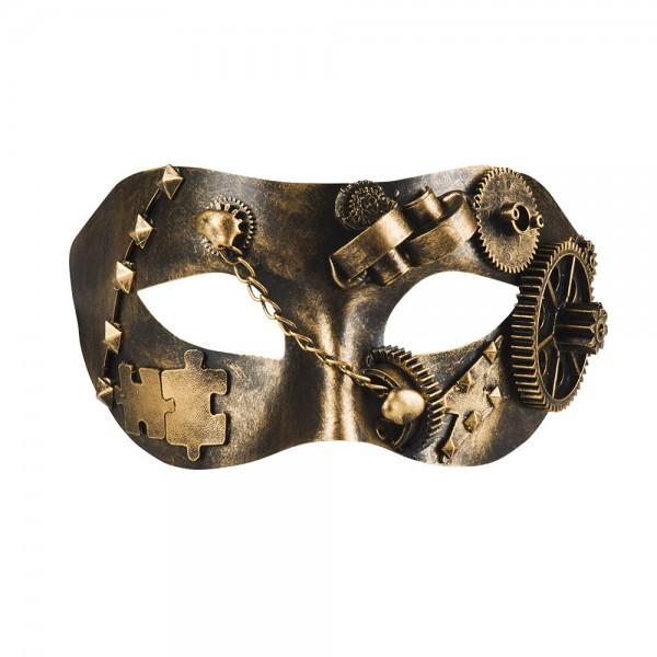 Steampunk Maske für Damen und Herren