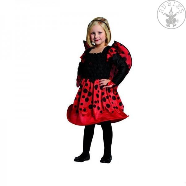 Marienkäfer Kleid Größe 116