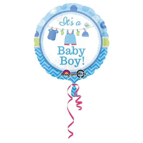 """""""It´s a Baby Boy"""" Ballon"""