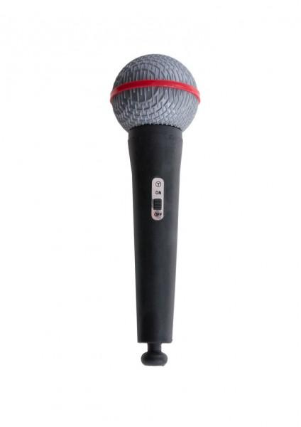 Mikrophon Imitation ca. 19cm