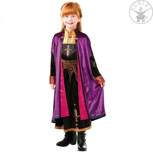 Anna Frozen 2 Deluxe Kleid MEDIUM für Kinder