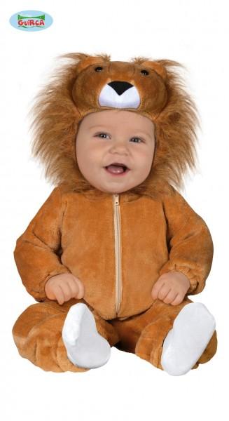 Baby Löwe Kostüm für 12-24 Monate