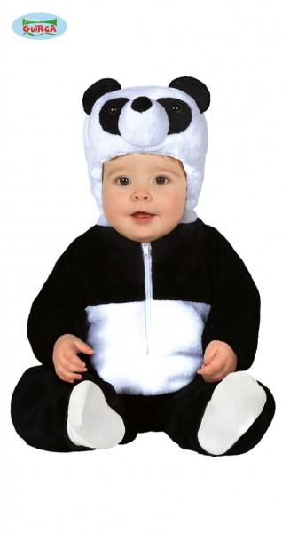 Baby Kostüm Panda Bär für 6-12 Monate