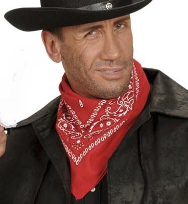 Cowboy Halstuch 100% Baumwolle