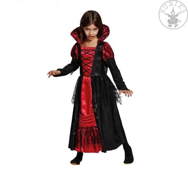 Vampir Prinzessin Kleid Größe 128