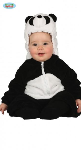 Babykostüm Panda Bär für 12-24 Monate