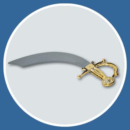 Piraten Krummschwert