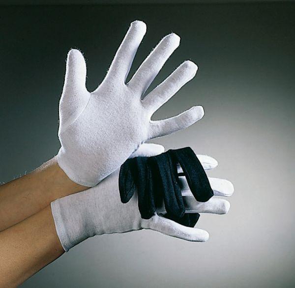 Weiße Handschuhe SMALL