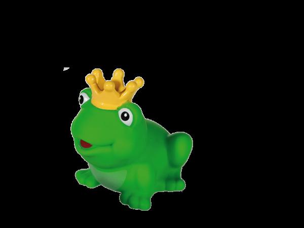 Badefrosch mit Krone ca. 8cm