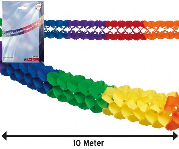 Großraumgirlande 10m D:16cm