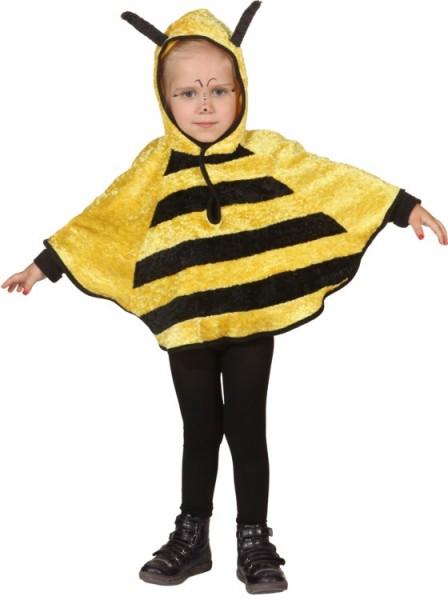 Bienen Umhang Größe 98/104