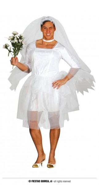 Braut Kleid für Herren 48-50