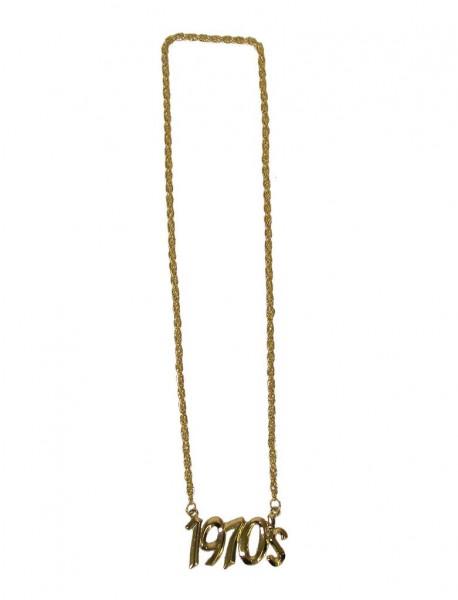 70er Jahre Halskette
