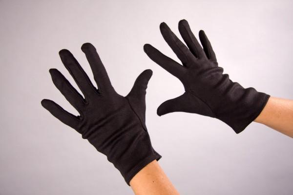 Handschuhe schwarz SMALL